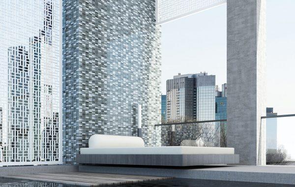 Dormitorio 3D Balmain