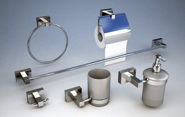 Accesorios 3D Baño