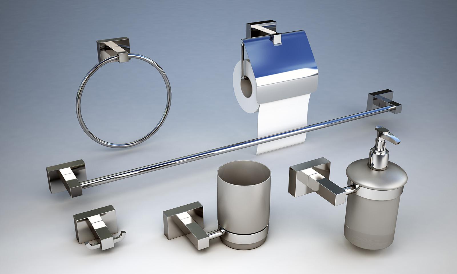 Producto 3d arquitectura y 3d valencia ardis3d - Accesorios bano valencia ...