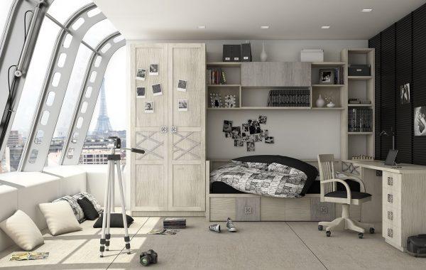 Habitación 3D Puente