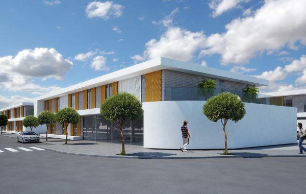 Instituto 3D Concurso Arquitectura