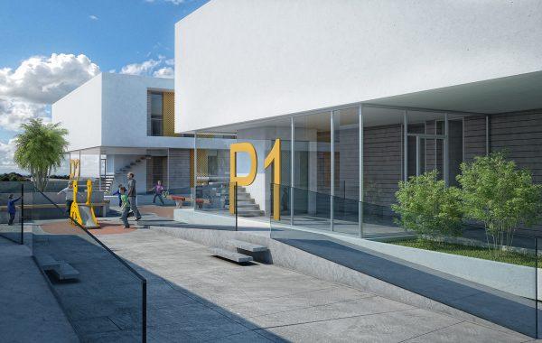 Instituto 3D Concurso Arquitectura 2