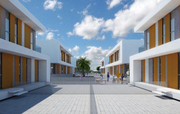 Instituto 3D Concurso Arquitectura 3