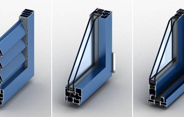 Ventana 3D Klimar
