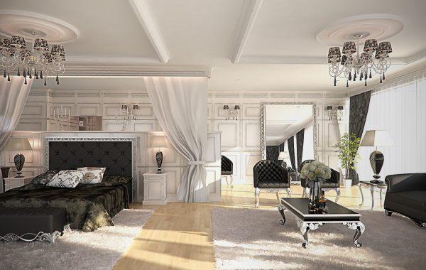 Ambiente dormitorio Blanco