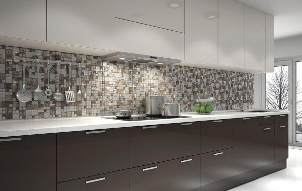 Ambiente cocina Kaos Silver