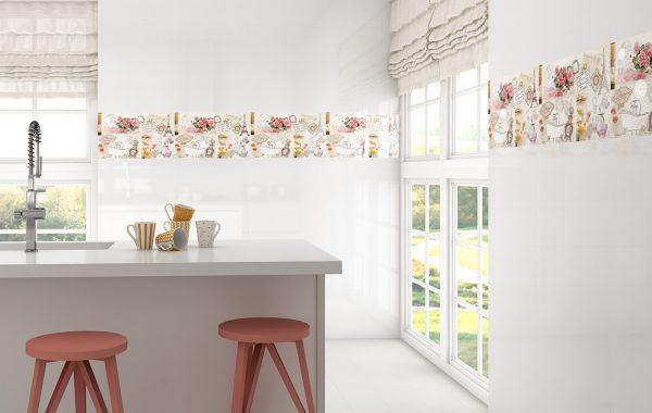 Ambiente cocina Blancos