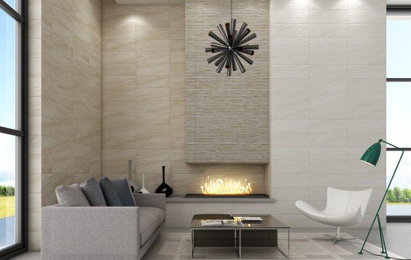 Ambiente salón Caliza
