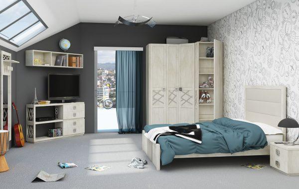 Habitación 3D 13