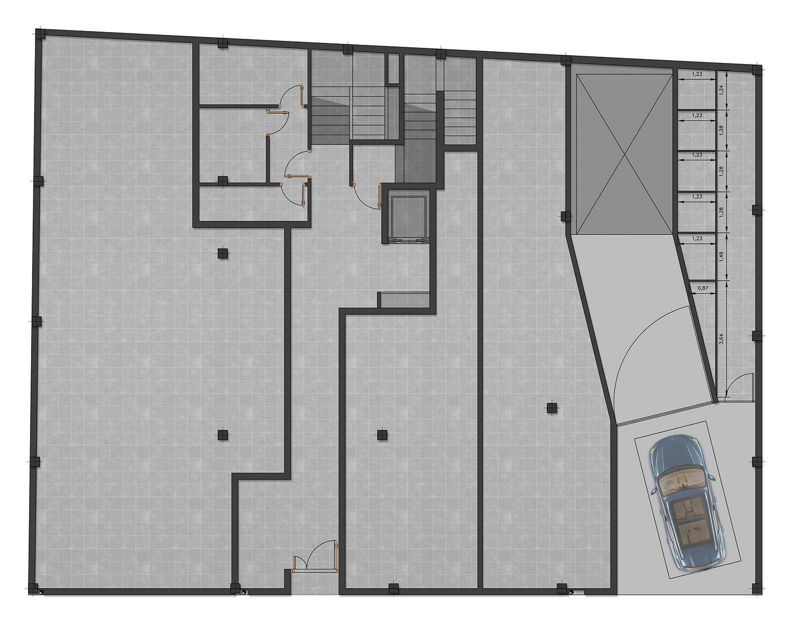 Planos 2d arquitectura y 3d valencia ardis3d proyectos for Programa planos 2d