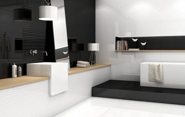 Ambiente baño Living