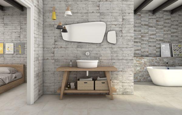 Ambiente baño Mayólica