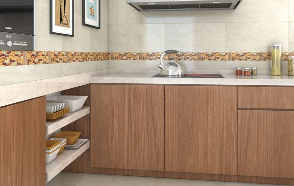 Ambiente cocina Beige