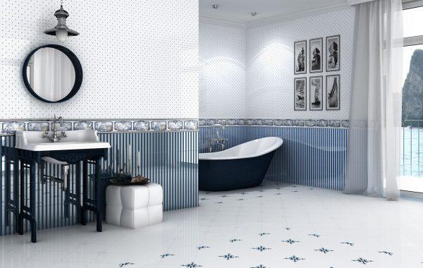 Ambiente baño Naútica