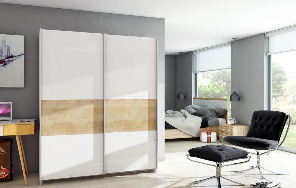 Ambiente dormitorio Neco colgado