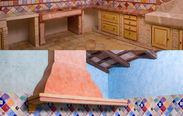 Integración Pompeya cocina
