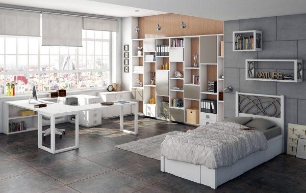 Ambiente dormitorio Rumbo