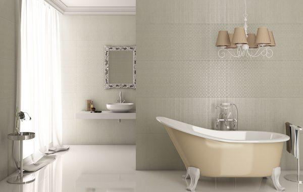 Ambiente baño Saco