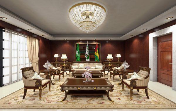 Ambiente varios Sala Presidente