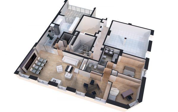 Sección 3D 11