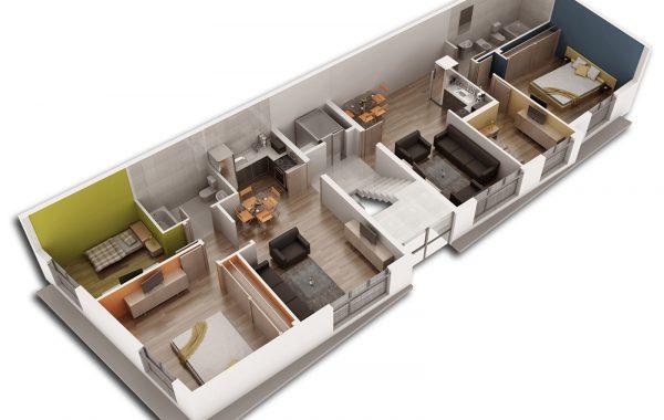 Sección 3D 9