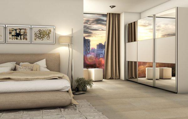 Ambiente dormitorio Space