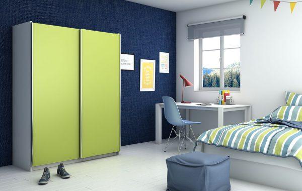 Ambiente dormitorio Supereco