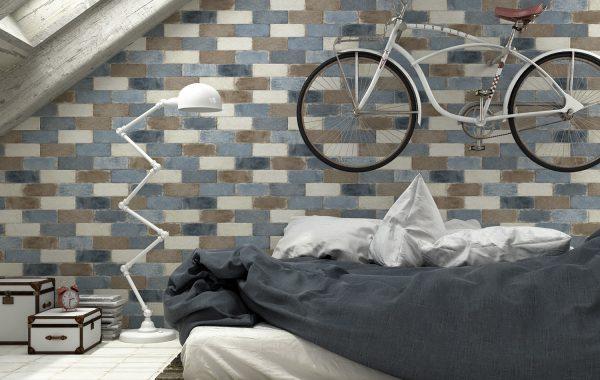Ambiente dormitorio Vintage