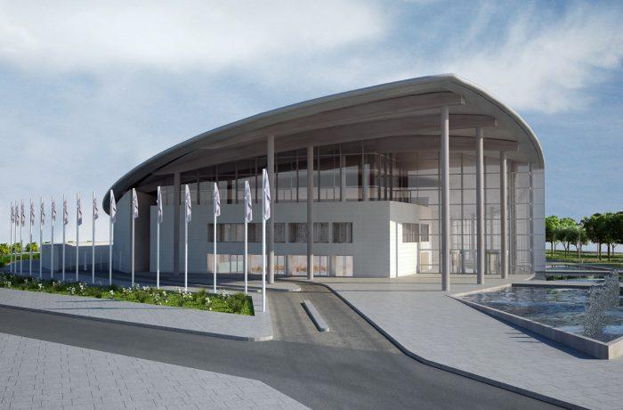 Exteriores Palacio de Congresos