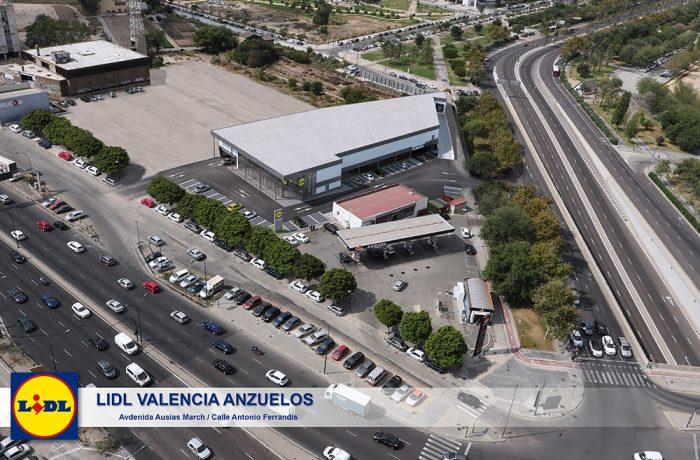 LIDL 3D Valencia