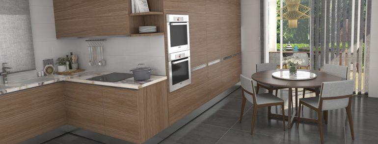 Dise o 3d cocina valencia for Cocinas diseno valencia